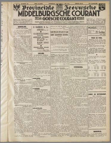 Middelburgsche Courant 1933-05-03