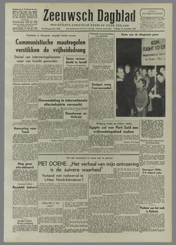 Zeeuwsch Dagblad 1956-12-21