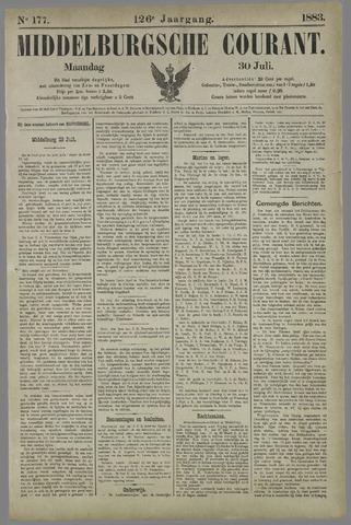 Middelburgsche Courant 1883-07-30