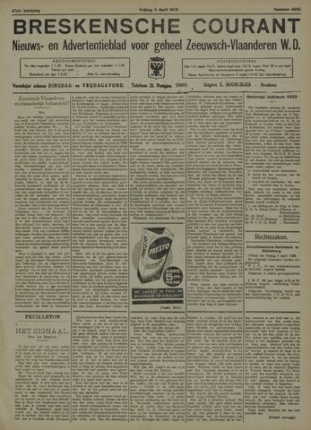Breskensche Courant 1938-04-08