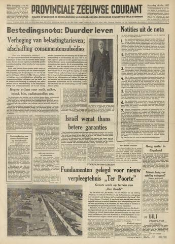 Provinciale Zeeuwse Courant 1957-02-18