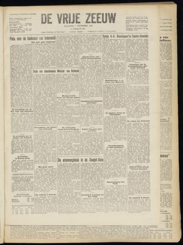 de Vrije Zeeuw 1949-11-07