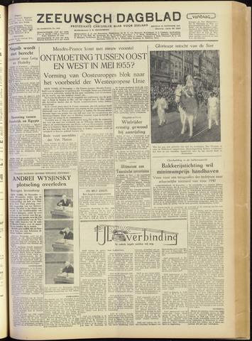 Zeeuwsch Dagblad 1954-11-23