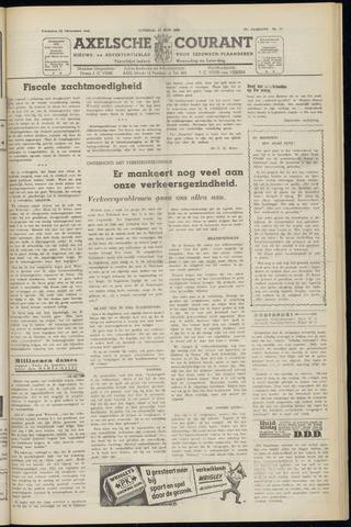 Axelsche Courant 1953-06-13