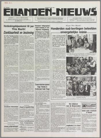 Eilanden-nieuws. Christelijk streekblad op gereformeerde grondslag 1990-05-15