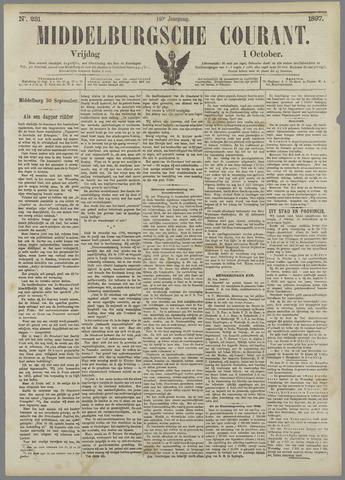 Middelburgsche Courant 1897-10-01