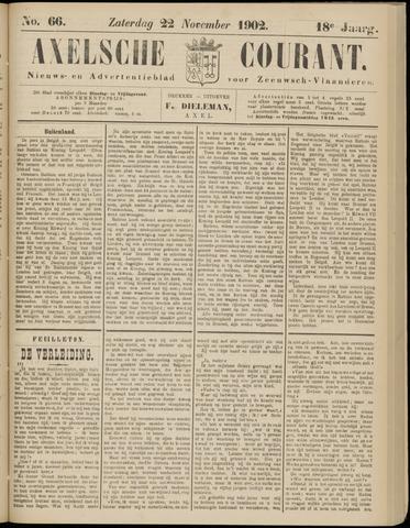 Axelsche Courant 1902-11-22