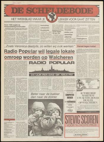 Scheldebode 1985-10-10