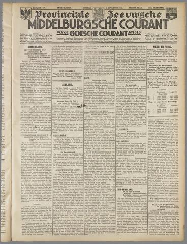 Middelburgsche Courant 1933-08-01