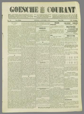 Goessche Courant 1932-10-04