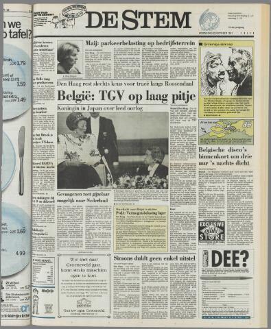 de Stem 1991-10-23