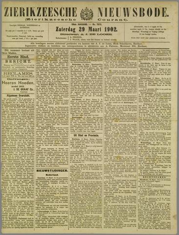 Zierikzeesche Nieuwsbode 1902-03-29