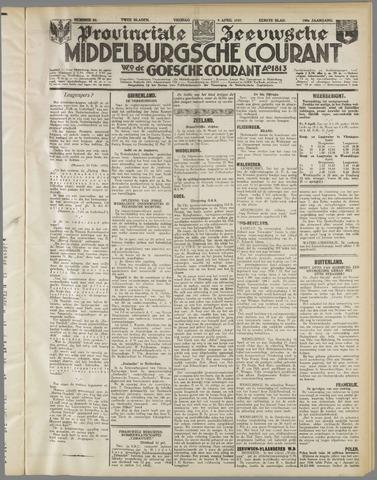 Middelburgsche Courant 1937-04-09