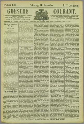 Goessche Courant 1915-12-11