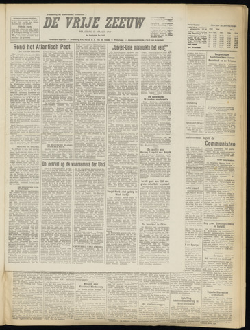 de Vrije Zeeuw 1949-03-21