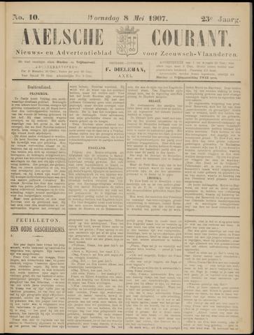 Axelsche Courant 1907-05-08