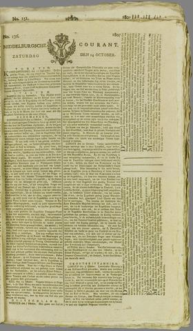 Middelburgsche Courant 1807-10-24