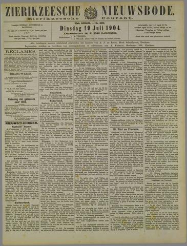 Zierikzeesche Nieuwsbode 1904-07-19