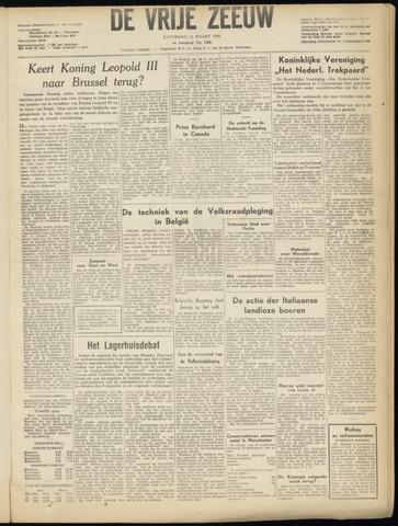 de Vrije Zeeuw 1950-03-11