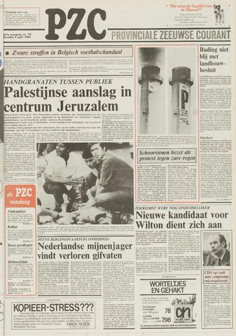 Provinciale Zeeuwse Courant 1984-04-03