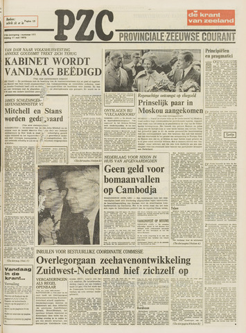 Provinciale Zeeuwse Courant 1973-05-11