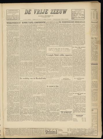 de Vrije Zeeuw 1949-09-05
