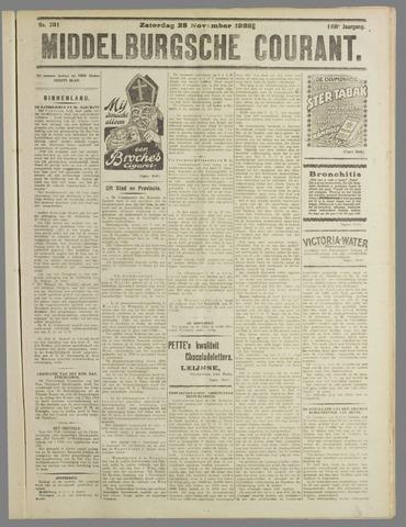 Middelburgsche Courant 1925-11-28