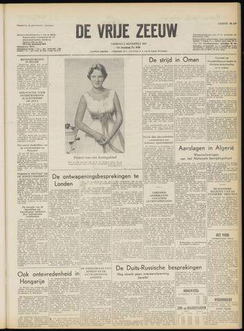 de Vrije Zeeuw 1957-08-02