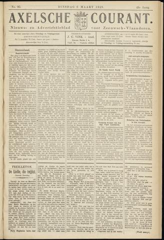 Axelsche Courant 1928-03-06