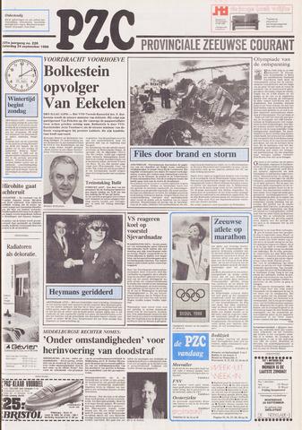 Provinciale Zeeuwse Courant 1988-09-24