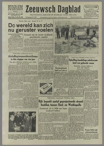 Zeeuwsch Dagblad 1956-04-28