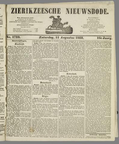 Zierikzeesche Nieuwsbode 1860-08-11