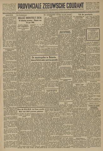 Provinciale Zeeuwse Courant 1946-01-03