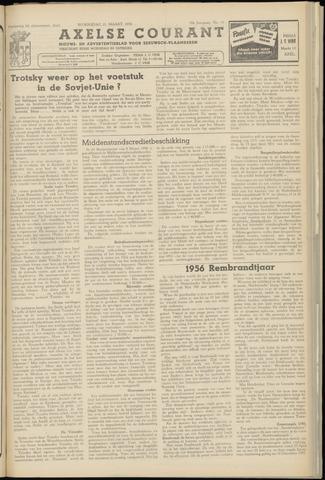 Axelsche Courant 1956-03-21