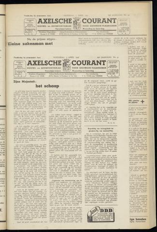 Axelsche Courant 1951-04-04