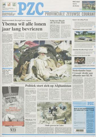 Provinciale Zeeuwse Courant 2001-11-19
