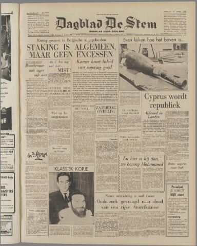 de Stem 1959-02-20