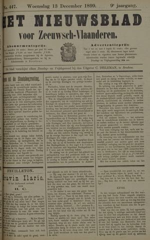 Nieuwsblad voor Zeeuwsch-Vlaanderen 1899-12-13