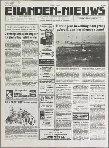 Eilanden-nieuws. Christelijk streekblad op gereformeerde grondslag 1985-07-05