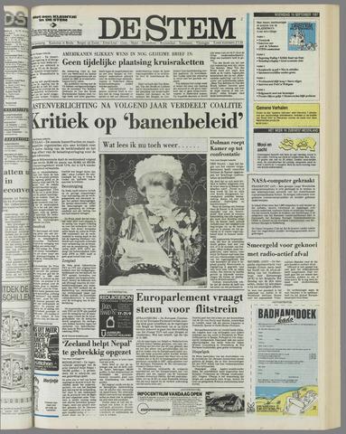 de Stem 1987-09-16