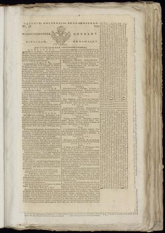 Middelburgsche Courant 1799-03-19