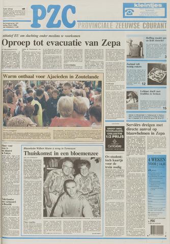 Provinciale Zeeuwse Courant 1995-07-18
