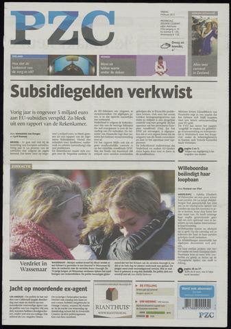 Provinciale Zeeuwse Courant 2013-02-08