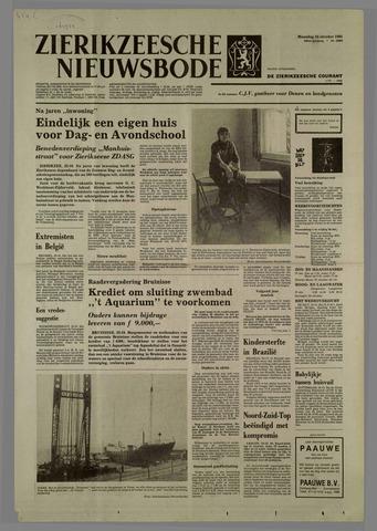 Zierikzeesche Nieuwsbode 1981-10-26