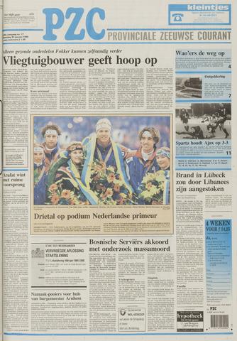 Provinciale Zeeuwse Courant 1996-01-22