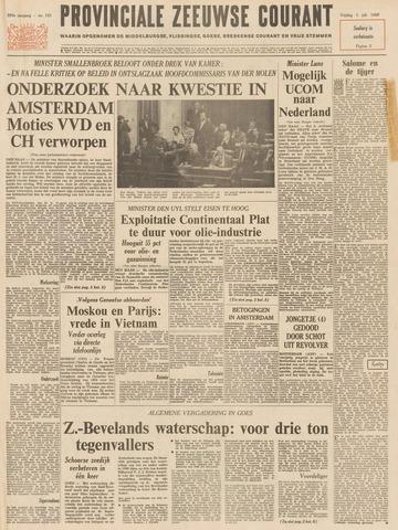 Provinciale Zeeuwse Courant 1966-07-01