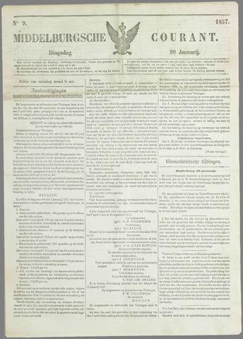 Middelburgsche Courant 1857-01-20