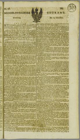 Middelburgsche Courant 1817-12-25