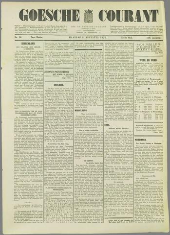 Goessche Courant 1932-08-08