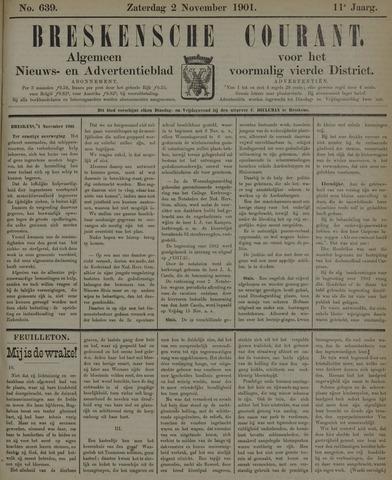 Breskensche Courant 1901-11-02